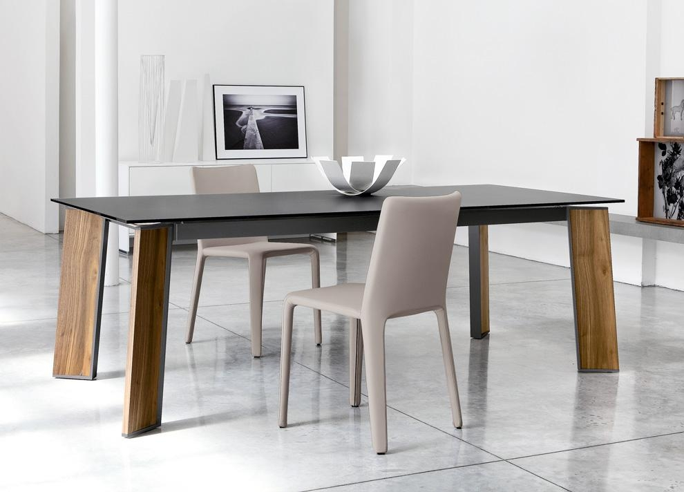 Bonaldo Flag Table | Contemporary Dining Tables | Dining Furniture Intended For Newest Modern Dining Tables (Image 6 of 20)