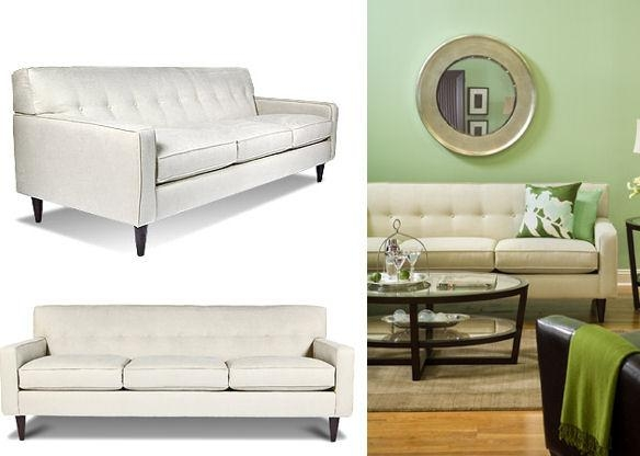 Boston Interiors Giselle Sofa + Chair — Decor8 Intended For Boston Interiors Sofas (Image 9 of 20)
