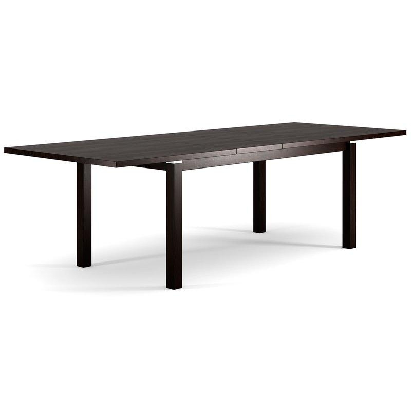 Brayden Studio Feinberg Extendable Dining Table & Reviews | Wayfair Inside Recent Black Extending Dining Tables (Image 5 of 20)