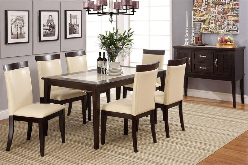 Breakfast Table And Chairs, Make Your Kitchen Complete | Eva Furniture With Regard To Newest Dining Tables Sets (View 20 of 20)