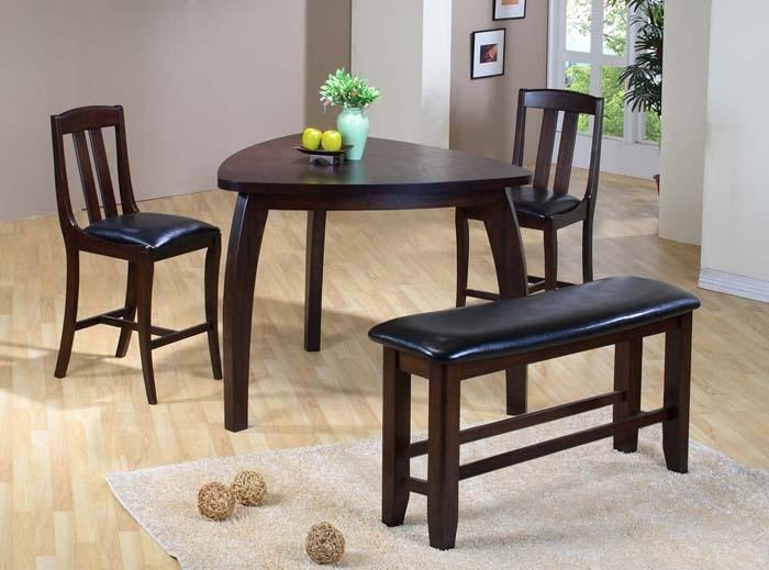 Brilliant Narrow Dining Room Tables With Astonishing Decoration Throughout Compact Dining Sets (Image 8 of 20)