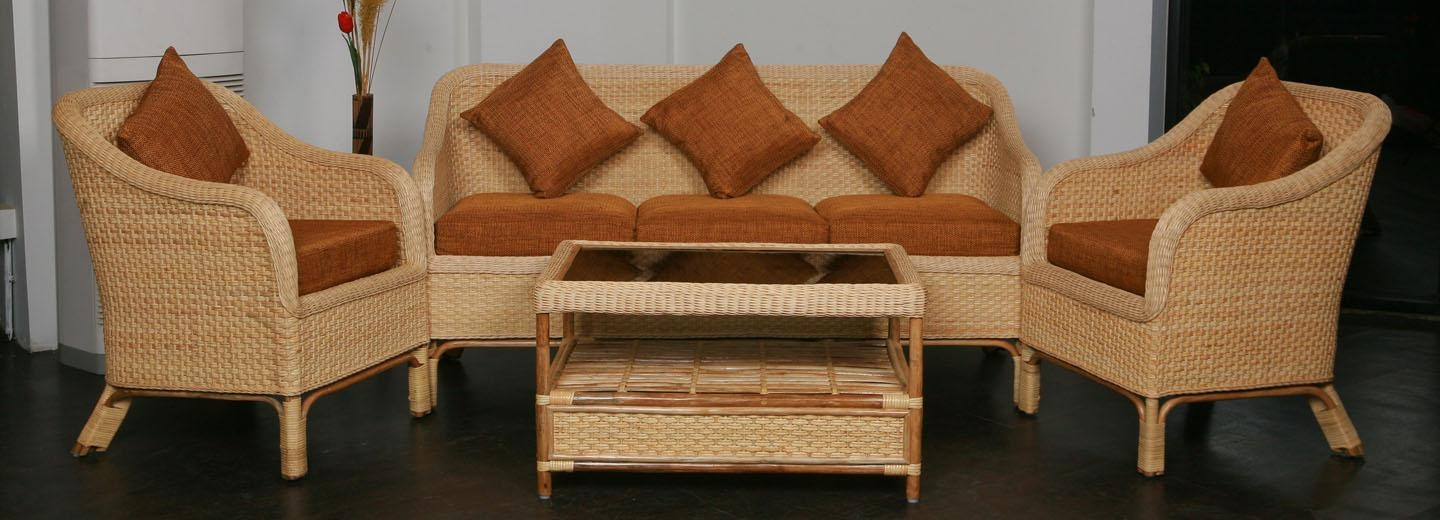 Broocklieen Cane And Bamboo Furnitures – Pathirapally, Alappuzha In Bamboo Sofas (Image 14 of 20)