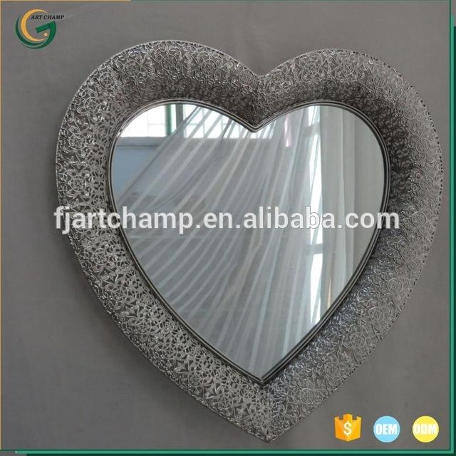 Buy Cheap China Home Decor Wall Art Mirror Products, Find China Throughout Heart Shaped Metal Wall Art (View 20 of 20)