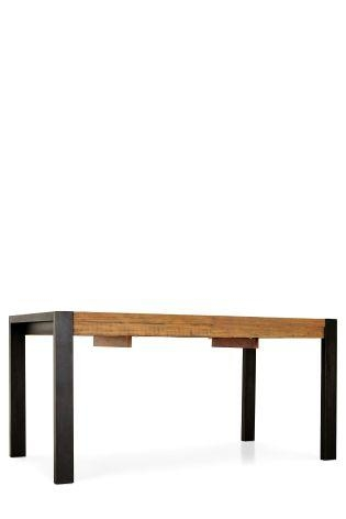 Buy Hudson 6 – 8 Extending Dining Table From The Next Uk Online Shop Within Most Popular Next Hudson Dining Tables (Image 3 of 20)