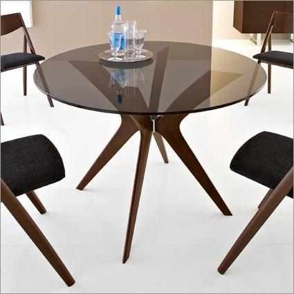 Calligaris Tokyo Round Dining Table Intended For Tokyo Dining Tables (Image 5 of 20)