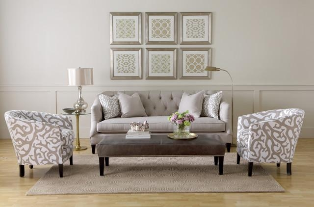 Camby Sofa – Traditional – Living Room – Boston Boston Interiors For Boston Interiors Sofas (View 5 of 20)