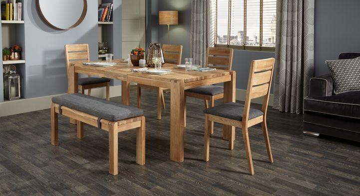 Camden Dining Table And 4 Chairs – Scs Regarding Most Recent Scs Dining Room Furniture (View 13 of 20)
