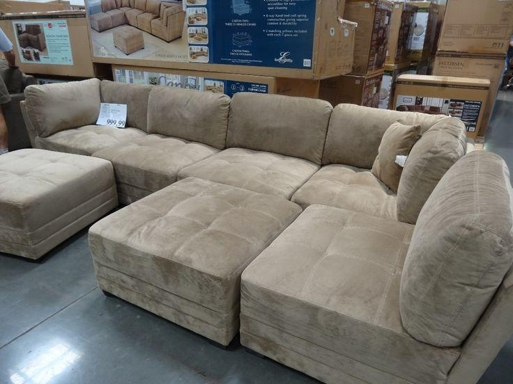Canby Modular Sectional Sofa Set Costco | Basement | Pinterest Pertaining To Costco Sectional Sofas (Image 7 of 20)