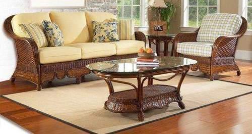 Cane Furniture Design – Home Design For Ken Sofa Sets (Image 8 of 20)