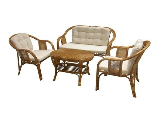 Cane Sofa And Sofa Set Manufacturer From Howrah With Regard To Ken Sofa Sets (Image 12 of 20)