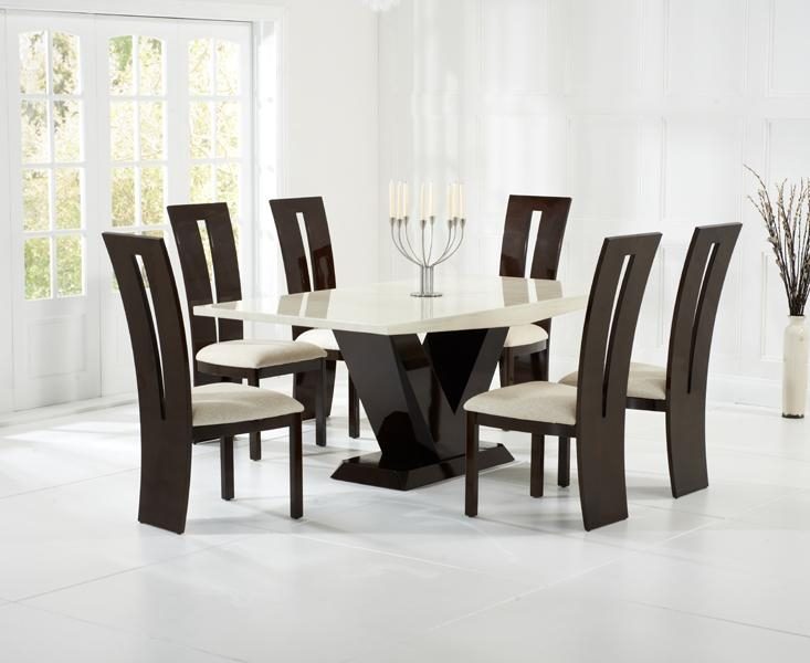 Casalivin St Veep Black Or Brown High Gloss Dining Chair With Most Up To Date High Gloss Dining Chairs (Image 3 of 20)