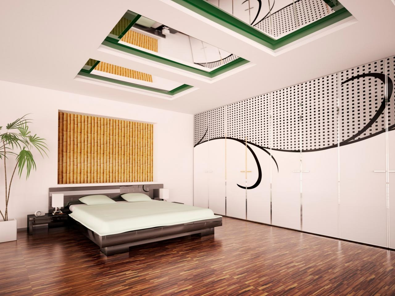 Featured Image of Ceiling Mirrors For Bedroom