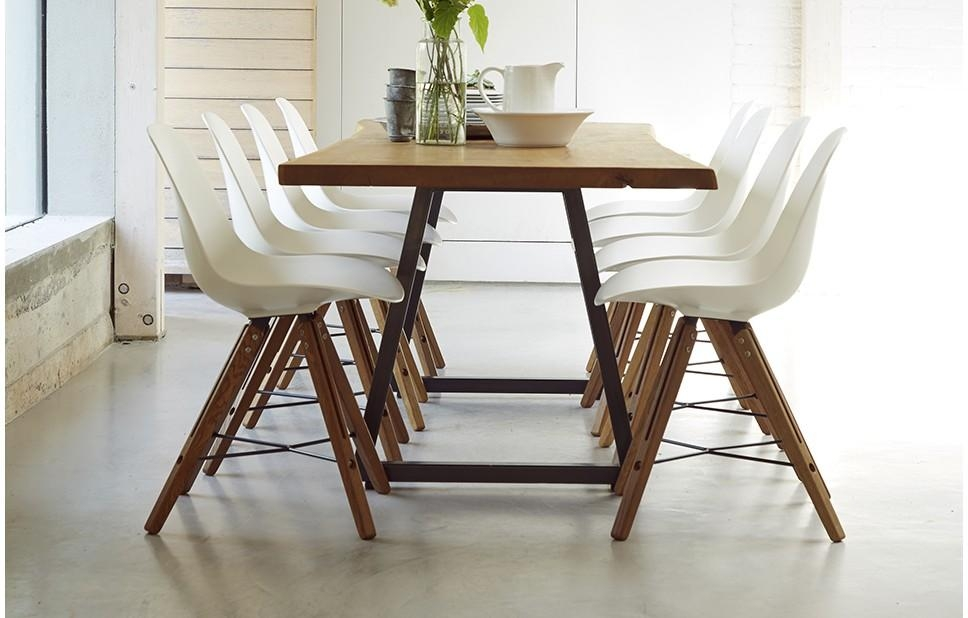 Chairs: Marvellous Set Of 8 Dining Chairs Dining Sets With Eight Throughout 2017 8 Seat Dining Tables (Image 8 of 20)