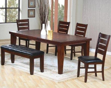 Cheap Oak Wood Chairs, Find Oak Wood Chairs Deals On Line At Regarding 2017 Cheap Oak Dining Sets (Image 6 of 20)
