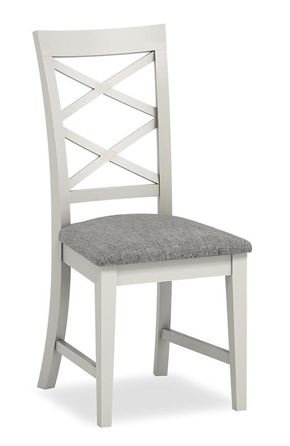 Chester Dining Chair ( Grey/ Grey) – Dining Chairs – Dining In Most Current Chester Dining Chairs (Image 6 of 20)