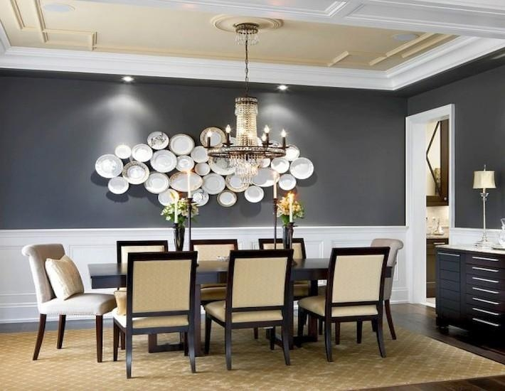 Chic Design Dining Room Wall Art | All Dining Room Intended For Wall Art For Dining Room (Image 11 of 20)