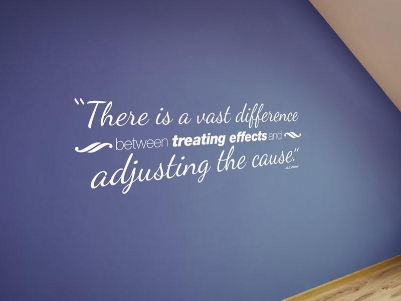 Chiropractic Decals – Wellness Media Intended For Chiropractic Wall Art (Image 11 of 20)