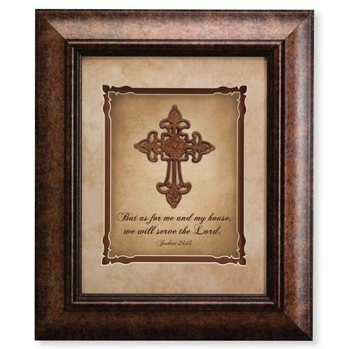 Christian Framed Wall Art Religious Wall Art | Berean Baskets In Christian Framed Wall Art (View 13 of 20)