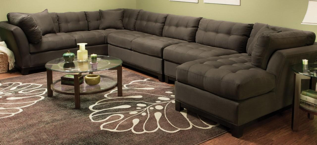 Cindy Crawford Home Furniture | Raymour & Flanigan Pertaining To Cindy Crawford Microfiber Sofas (View 4 of 20)