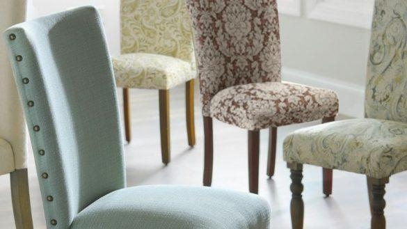 Cloth Dining Room Chairs For Inspire | Clubnoma Inside Current Dining Room Chairs Only (Image 7 of 20)