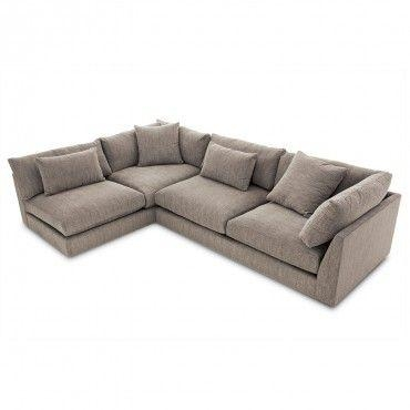 Cobble Hill Delancey Sectional – Square Sofa Option | Lakewood For Cobble Hill Sofas (Image 6 of 20)
