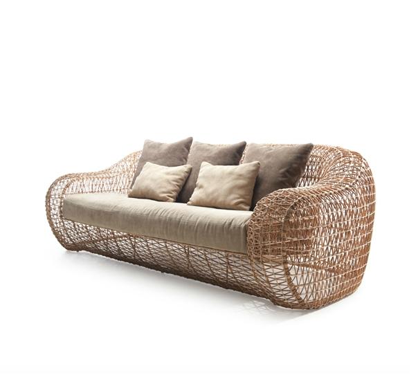 Cobonpue, Kenneth: Furniture Design , Here & Now | The Red List Regarding Ken Sofa Sets (Image 14 of 20)