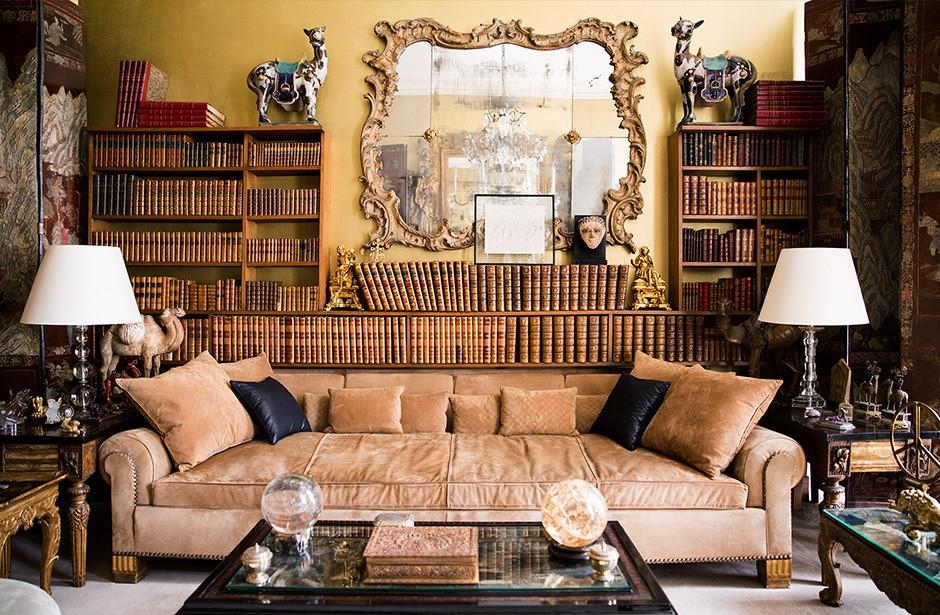 Coco Chanel: Fashion At Home With Coco Chanel Sofas (View 3 of 20)