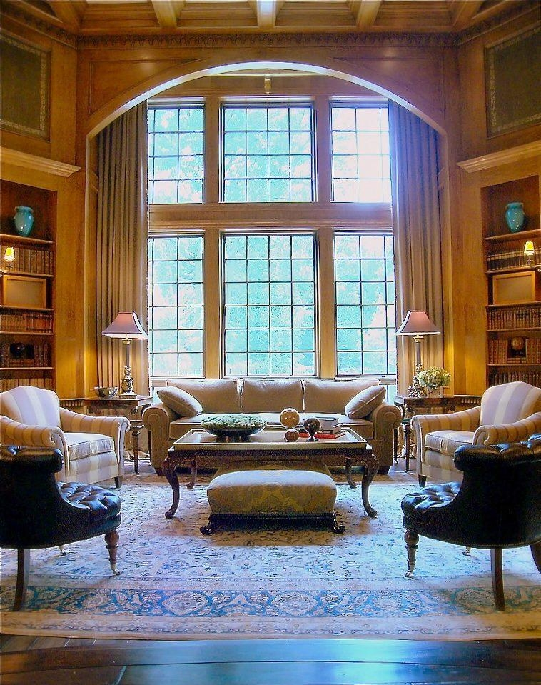Coco Chanel Inspiration Living Room Traditional With Casement Throughout Coco Chanel Sofas (View 19 of 20)