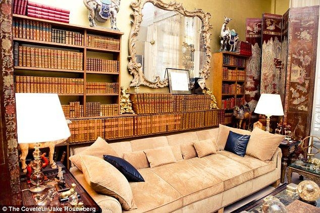 Coco Chanel's Paris Apartment: Healing Crystals, Hidden Doors And Inside Coco Chanel Sofas (View 2 of 20)