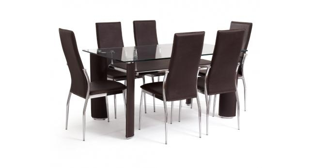 Compare Prices > Dining Table Products > Scs On Costcrawler.co (View 18 of 20)