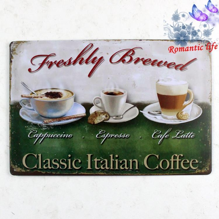 Compare Prices On Italian Cafe Wall Art  Online Shopping/buy Low Throughout Italian Cafe Wall Art (Image 10 of 20)