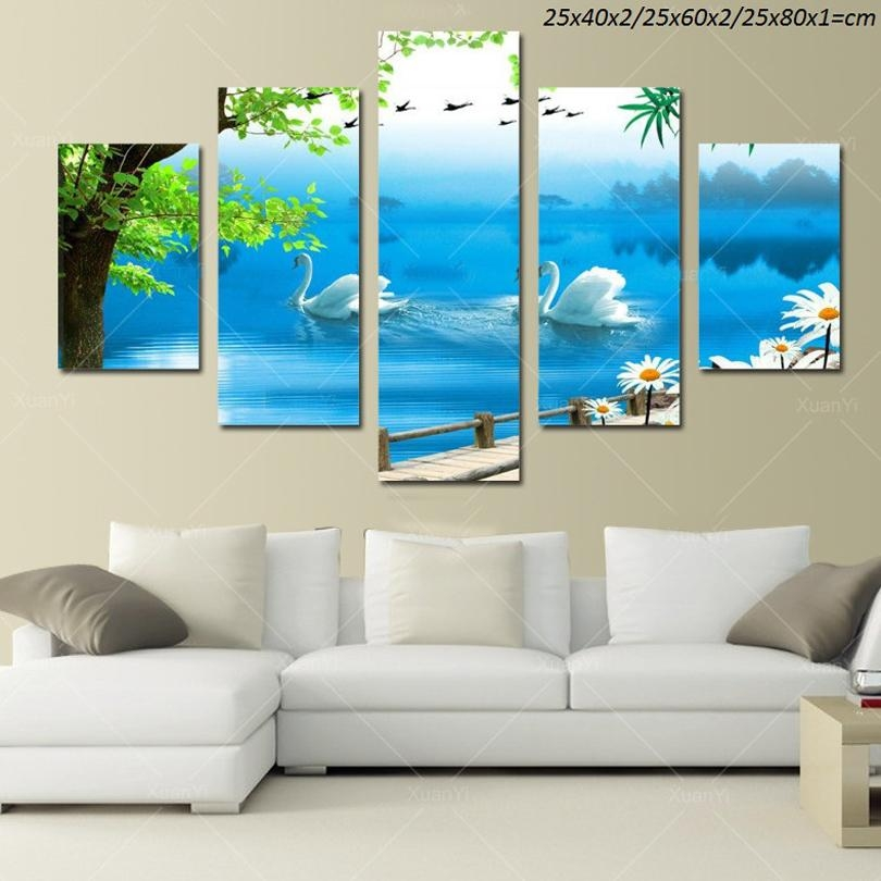 Compare Prices On Italian Hand Painted  Online Shopping/buy Low With Italian Wall Art For Living Room (View 15 of 20)