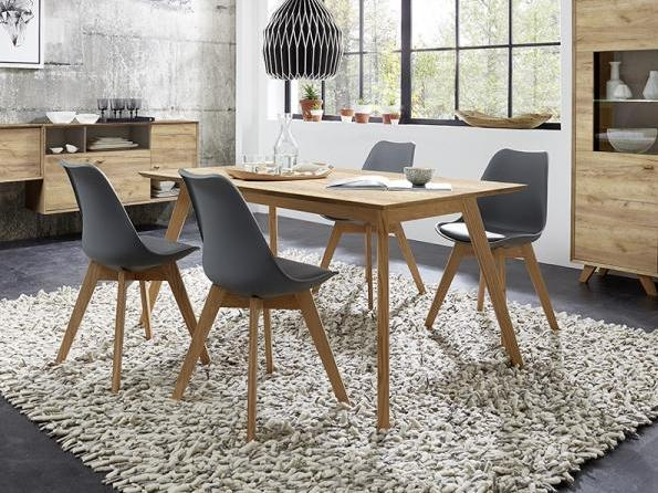 Contemporary Dining Room Furniture | Furniture Design Ideas With Regard To Best And Newest Contemporary Dining Furniture (Image 7 of 20)