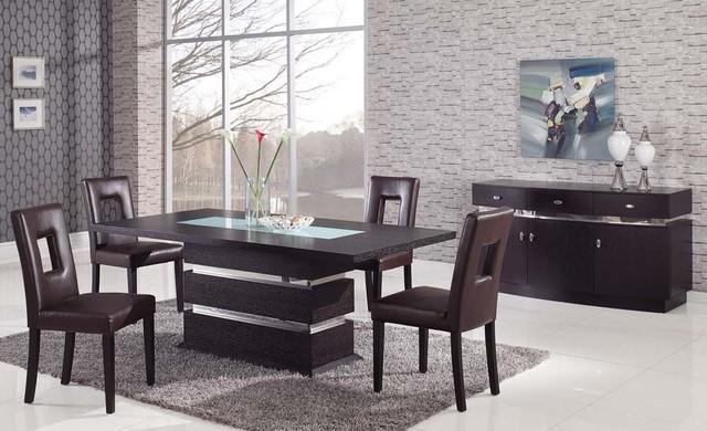 Contemporary Dining Room Sets Contemporary Dining Room Sets For Contemporary Dining Sets (Image 8 of 20)