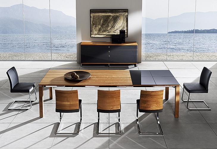 Contemporary Dining Room Table And Chairs – Interesting Interior Pertaining To Most Current Contemporary Dining Room Tables And Chairs (Image 10 of 20)