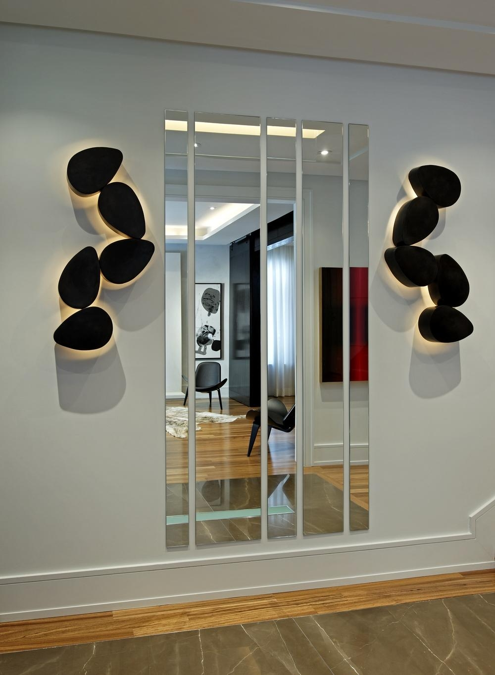 Contemporary — Douglas Design Studio For Modern Hall Mirrors (Image 6 of 20)