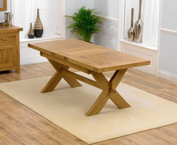 Contemporary Ideas Oak Dining Tables Astounding Paint Oak Dining In Latest Oak Dining Tables (Image 10 of 20)