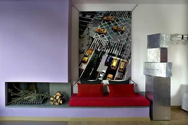 Contemporary Italian Decorating Ideas Blending Artworks Into Throughout Contemporary Italian Wall Art (Image 4 of 20)