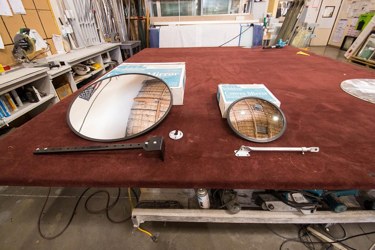 Convex Mirrors Sale – A Cutting Edge Glass & Mirror Of Las Vegas Pertaining To Las Vegas Mirrors (Image 9 of 20)