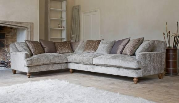 Corner Sofa Range With Luxury Designs | Darlings Of Chelsea With Regard To Corner Sofas (Image 6 of 20)