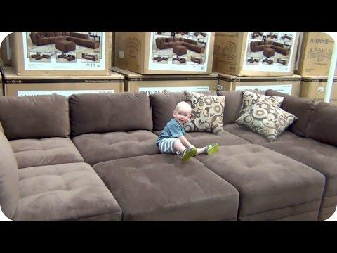 Costco Sized Couch Witl 72 | Thebubblelush – Youtube Regarding Costco Sectional Sofas (Image 10 of 20)