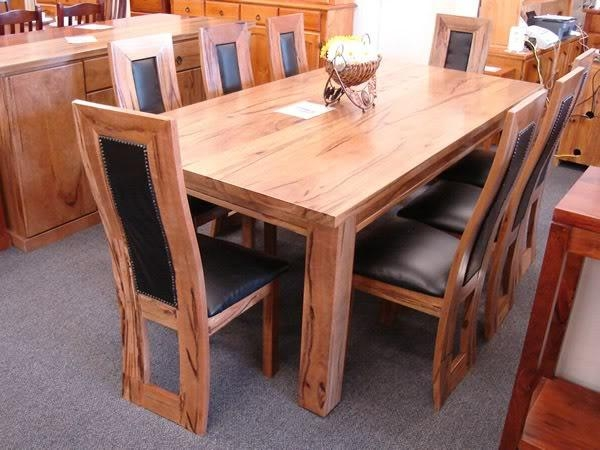Country Homes Furniture Perth | D214M – Sydney Marri 2100 Dining Intended For Current Perth Dining Tables (Image 3 of 20)