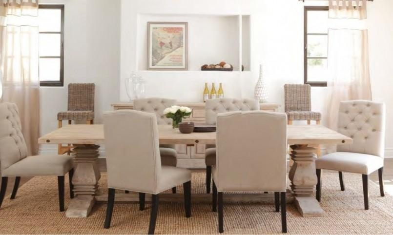Cream Dining Room Furniture – Insurserviceonline Throughout Recent Cream Dining Tables And Chairs (View 4 of 20)