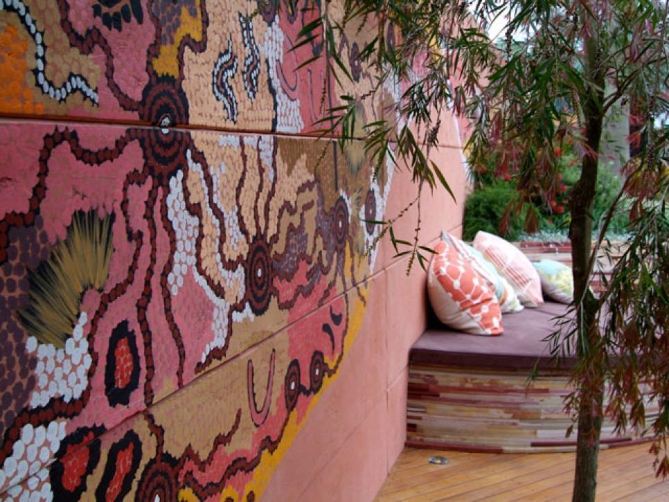 Create Beautiful Outdoor Space With Diy Network | Diy In Italian Garden Wall Art (View 18 of 20)