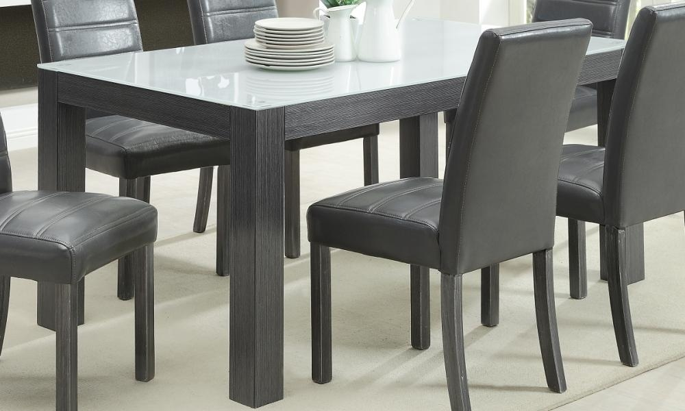 Creative Grey Dining Room Chairs With Grey Dining Room Furniture In Latest Grey Dining Tables (Image 8 of 20)