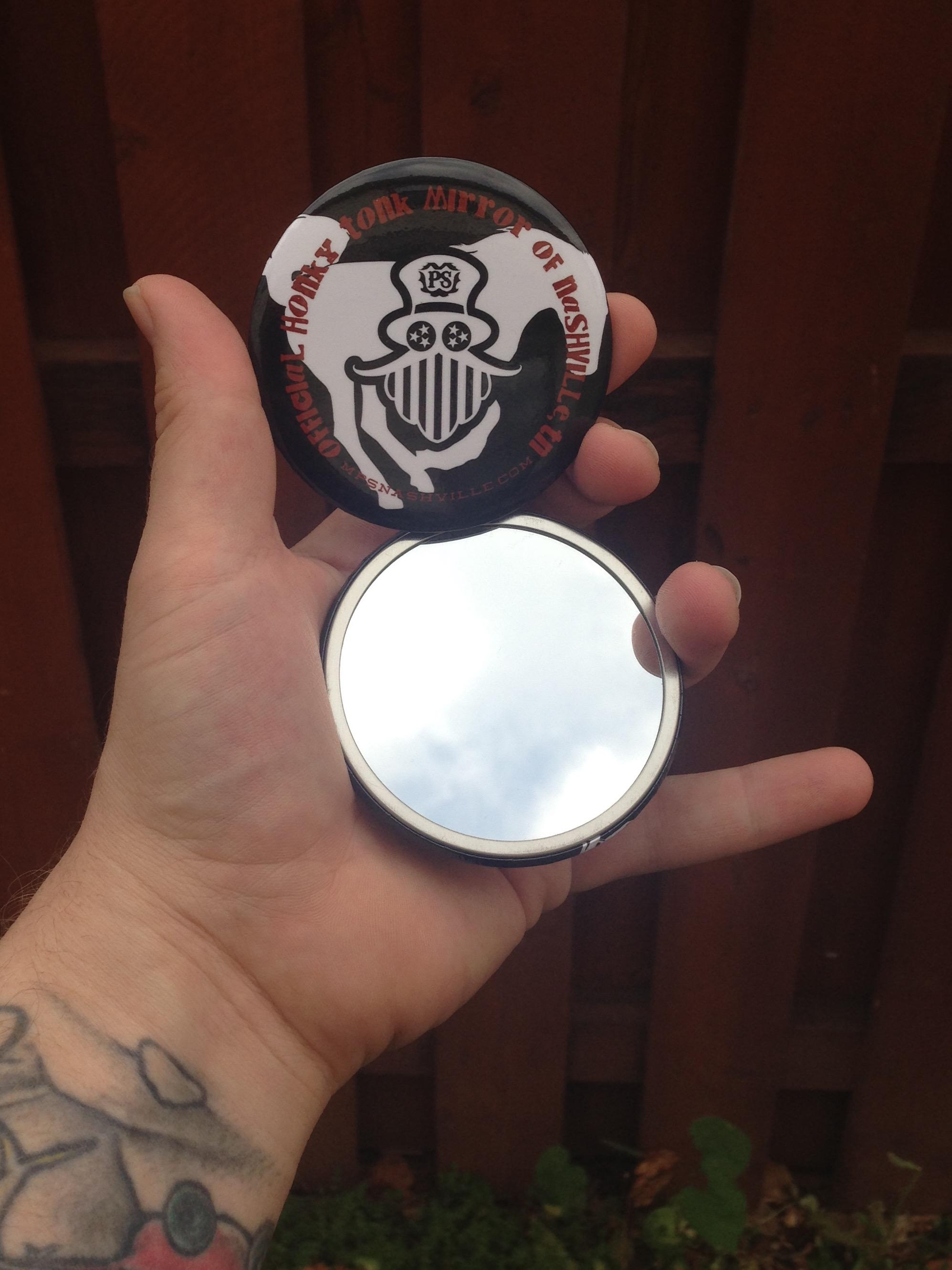 Custom Pocket Mirrors | Order Promotional Products | Pure Buttons For Orlando Custom Mirrors (View 17 of 20)