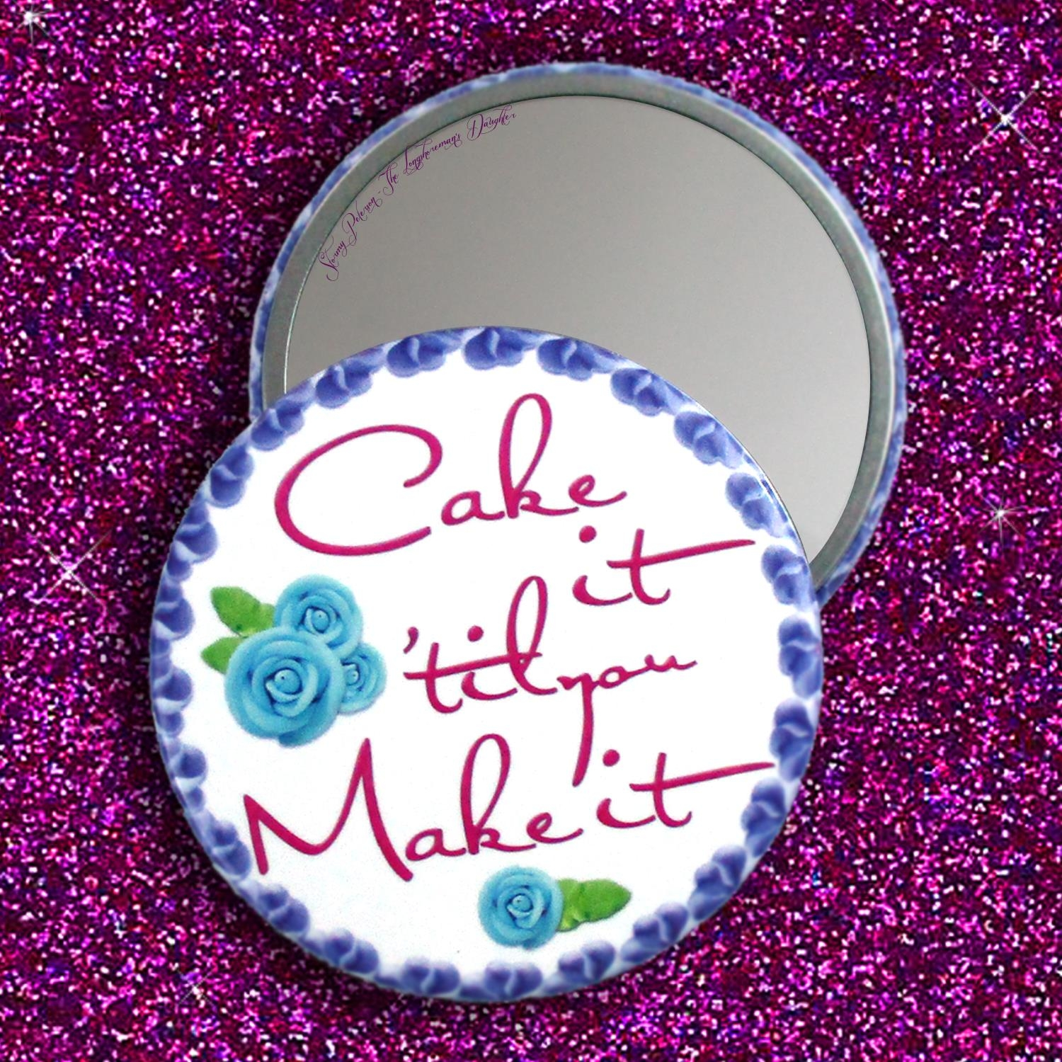 Custom Pocket Mirrors | Order Promotional Products | Pure Buttons With Regard To Seattle Custom Mirrors (View 17 of 20)