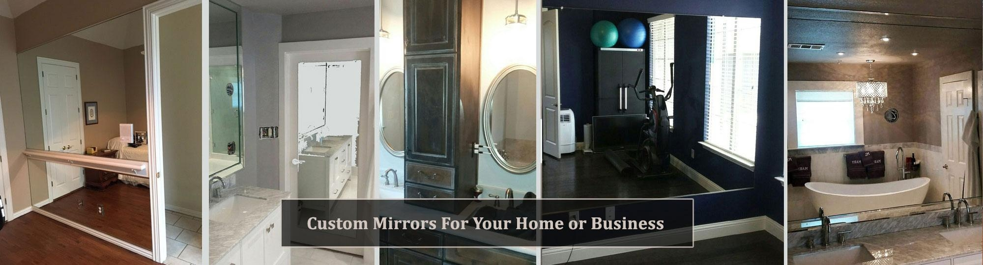 Customized Glass And Mirror Services | Keller Glass & Mirror Within Orlando Custom Mirrors (View 8 of 20)