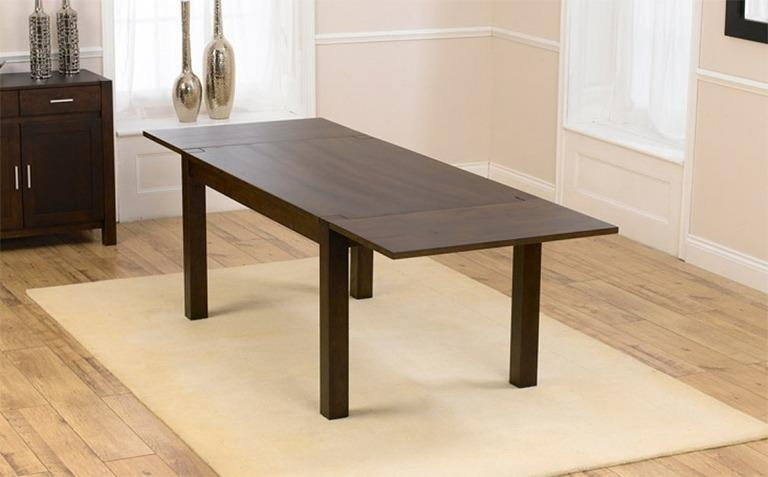 Dark Wood Dining Tables | Great Furniture Trading Company | The For Most Up To Date Dark Wood Extending Dining Tables (Image 8 of 20)
