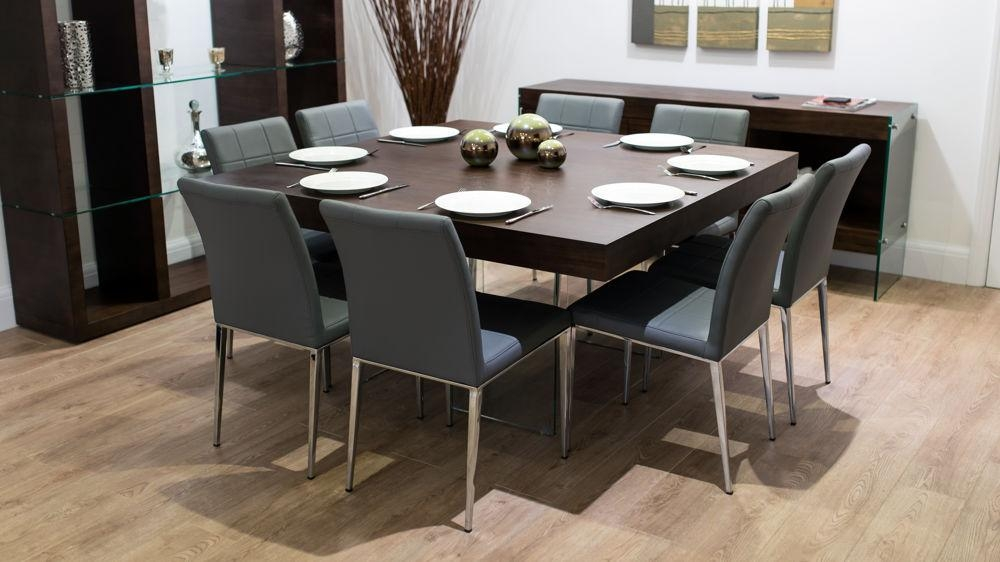 Dark Wood Square Dining Room Table – Insurserviceonline With Most Popular Dark Wood Square Dining Tables (Image 8 of 20)